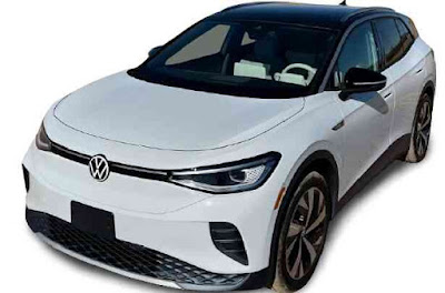 New Volkswagen ID.4 for 2021( 204hp) _ Review!