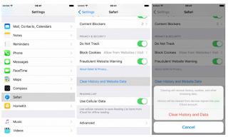 Cara membersihkan cache di iPhone dan mengosongkan ruang penyimpanan
