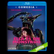 Ella es un monstruo (2016) BRRip 1080p Audio Ingles 5.1 Subtitulada