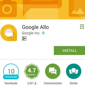 kya h google allo app, kaise download allo app,