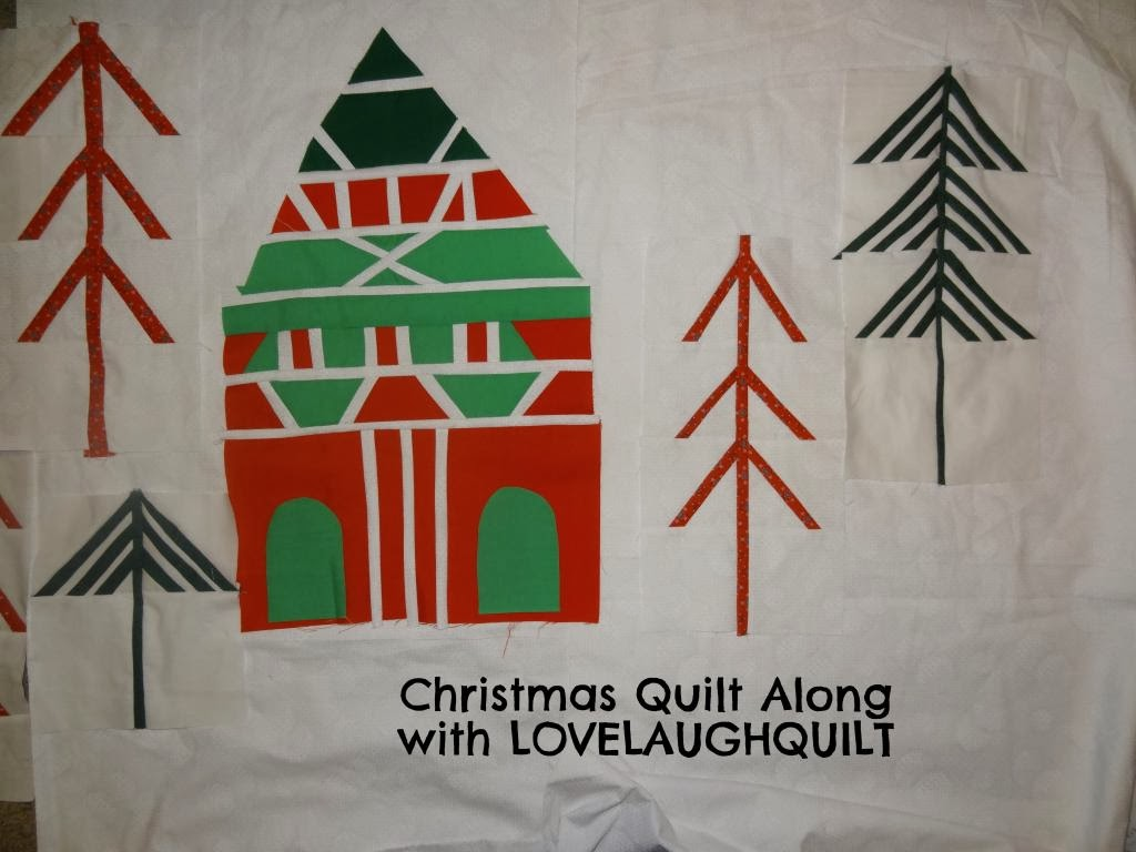Love Laugh Quilt
