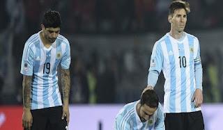 messi saatnya beri gelar untuk argentina