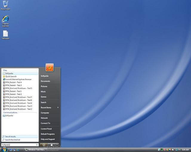 ✅ Windows Vista SP2 (X32 - X64 bits) Español [ UL - FF] RTM_SearchBar