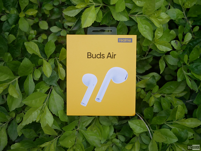 Realme Buds Air price reveal is on January 22