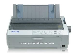 Epson LQ-590 Driver Download For Windows
