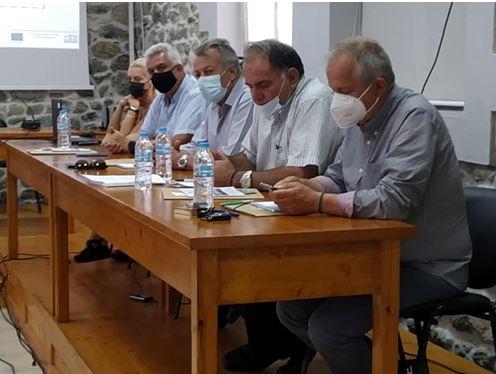 Συνεδρίασε το Περιφερειακό Επιμελητηριακό Συμβούλιο Δυτικής Μακεδονίας στην Πρέσπα