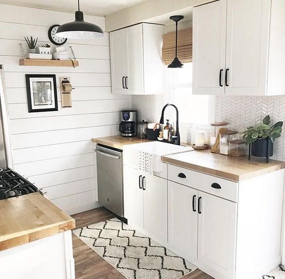 Model Kitchen Set Dapur Kecil Rumahminimalis My Id