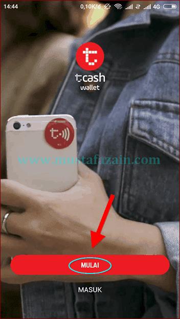 Cara Memasang TCASH Pada HP Android