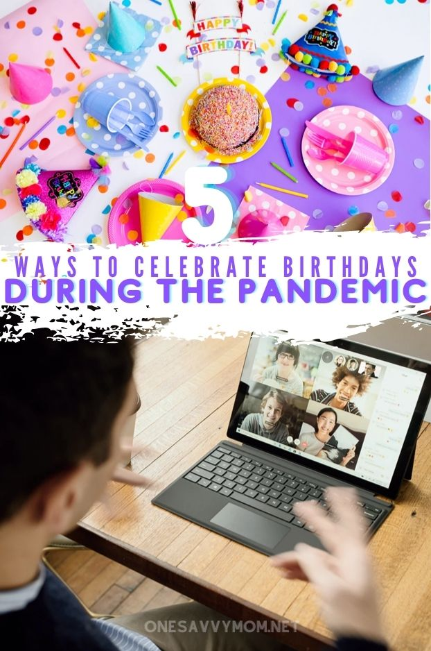 5 Ways To Celebrate A Loved One On Their Birthday During The Pandemic