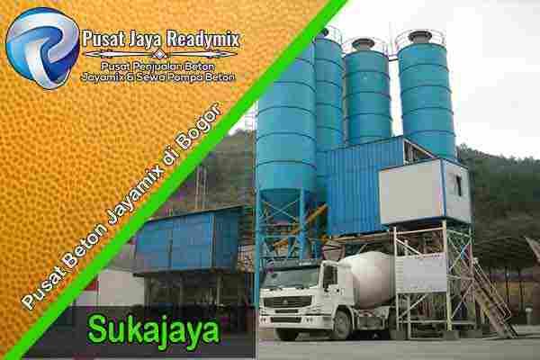 Jayamix Sukajaya, Jual Jayamix Sukajaya, Cor Beton Jayamix Sukajaya, Harga Jayamix Sukajaya