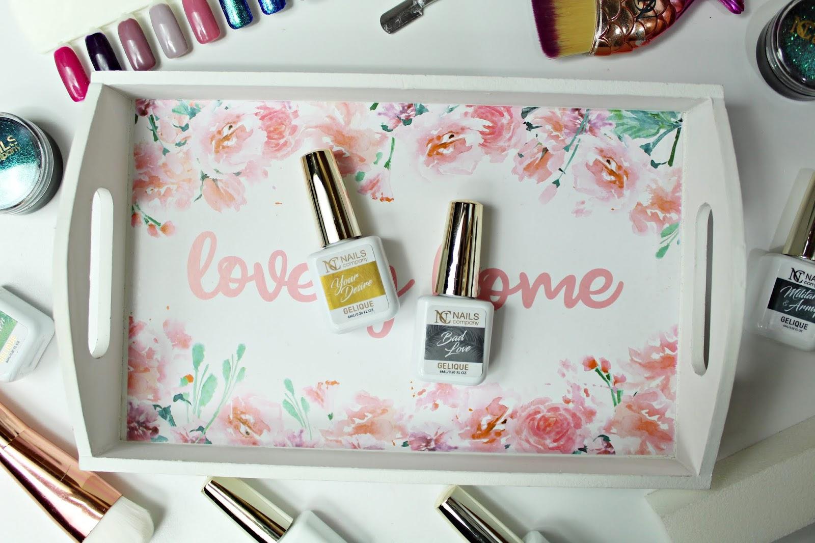 lakier hybrydowy bad love i your desire nc nails company
