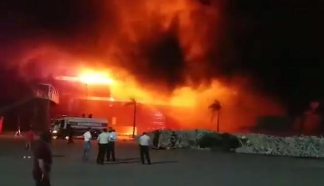 Sirkuit Termas De Rio Hondo Argentina Kebakaran