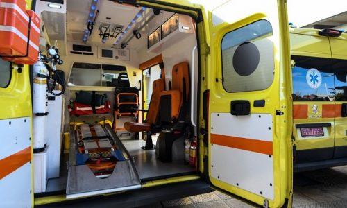 τραυματίες του τροχαίου που έγινε στην Ιόνια Οδό