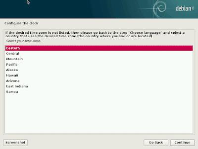 Tutorial Cara Install Debian 8 Jessie Lengkap Dengan Gambar