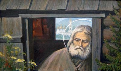 Φωτογραφίες από την αγιοκατάταξη Οσίου Σεραφείμ Σαρώφ 1903 Σοφία Ντρέκου