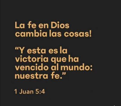 1 Juan 5 4