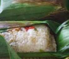Resep Cara Membuat Nasi Bakar Ikan Enak