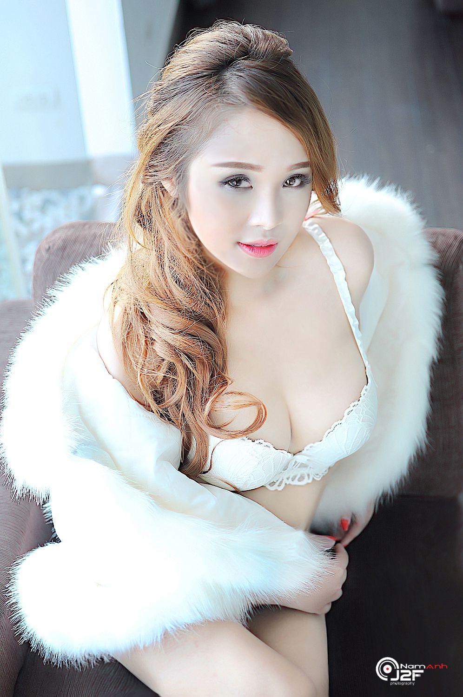 Ngắm Ảnh Gái Xinh Việt Nam Sexy Cực Gợi Cảm Quyến Rũ #1 @BaoBua: Eva