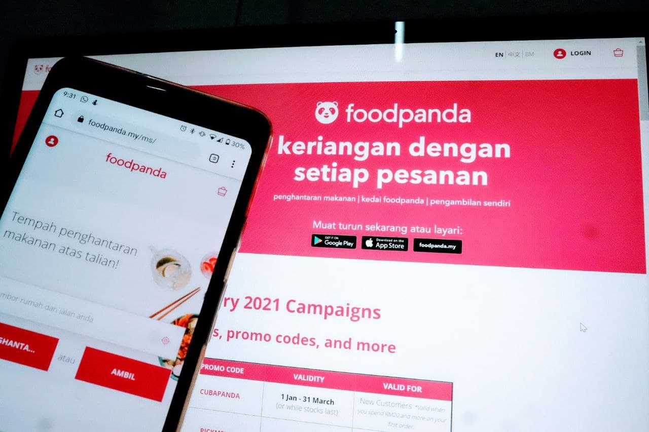 Senarai Voucher Dan Kod Promo Foodpanda Untuk September 2021