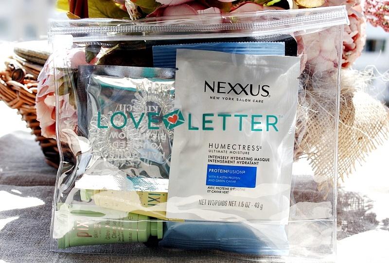 Promotional Products, Love Letter Beauty Bag - бьюти-бэг из 7 средств / обзор, отзывы