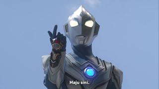 Ultraman Taiga - 09 Subtitle Indonesia and English