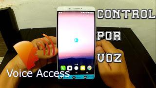 CONTROLA Tu Android Con La Voz | facil De Usar