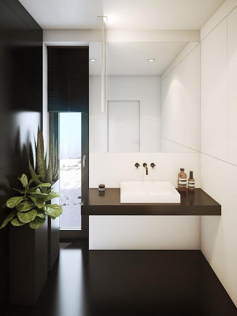Bathroom Flooring Tiles Design