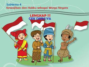 Subtema 4 Kewajiban dan Hakku sebagai Warga Negara KELAS 3 TEMA 4 www.simplenews.me