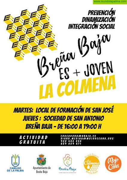 BREÑA BAJA: La Colmena continua en San José y en San Antonio