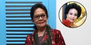 Biodata Rina Hasyim Pemeran neneknya Amara