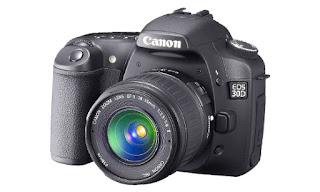 Harga Kamera Canon EOS 30D dan Spesifikasi Terbaru