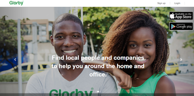glorby nigeria marketplace for taskers