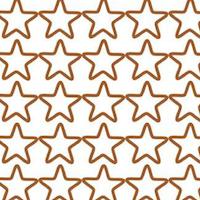 gingham stars pattern paper