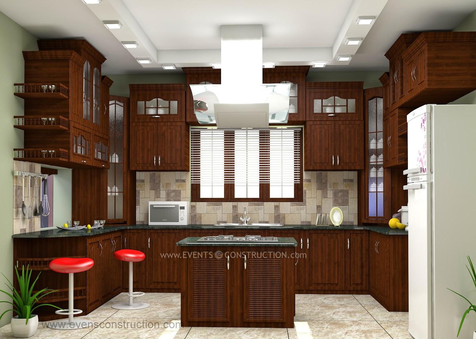 55 modern luxury kitchen design concepts help you create a for Kitchen design concepts