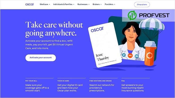 IPO от компании Oscar Health перспективы и возможность заработка