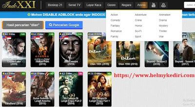 Cara download film disitus indoxxi