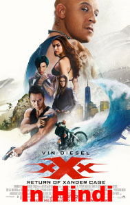 xXx: Return of Xander Cage (2017) Hindi Dubbed DVDScr 700MB