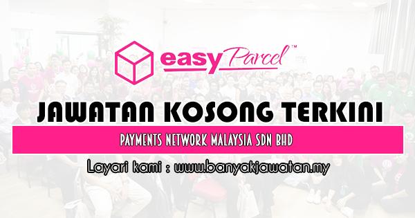 Jawatan Kosong 2020 di Easyparcel Sdn Bhd banyakjawatan.my