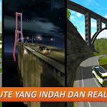 Game Bus Simulator Indonesia (BUSSID) Mod Unlimited Money Download di Android
