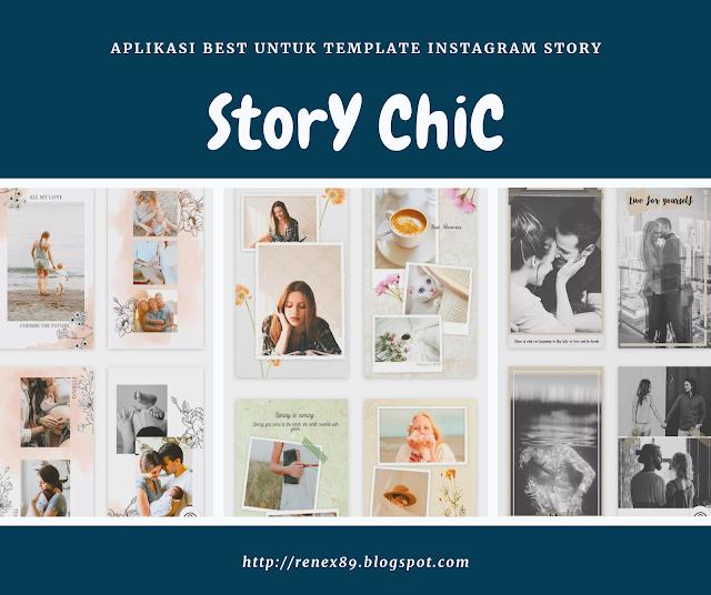 Story chic edit instagram story