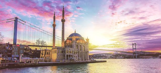 APA YANG MENARIK DI ISTANBUL,  KOTA BERSEJARAH