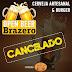 ATENÇÃO! Brazero Open Beer foi cancelado