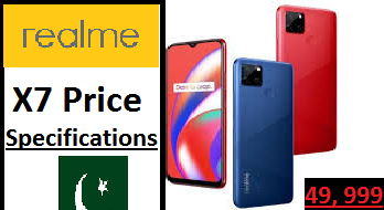 Realme X7 Price and Specifications | | Realme Phone Price Pakistan