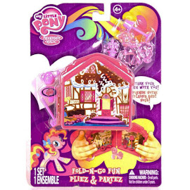 MLP Fold and Go Playset Pinkie Pie Figure by Blip Toys