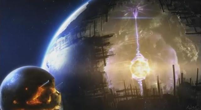 Εντοπίστηκαν Τεράστιες Δομές Στην Γη, Σαν Τεχνητοί Άξονες