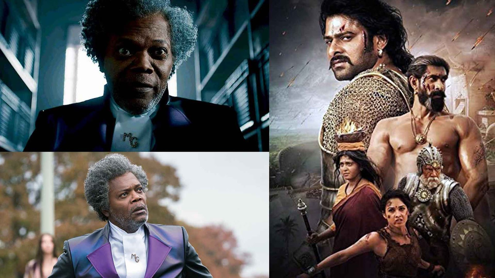 'Avengers' star Samuel L Jackson expresses his desire to venture into Bollywood and feature in 'Baahubali 3'