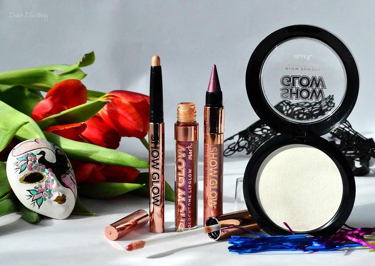 Nowość Avon Show Glow - makijaż
