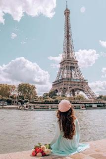 اجمل صور واتساب رائعة برج ايفل