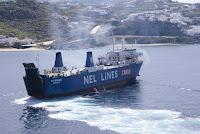 spotting naval