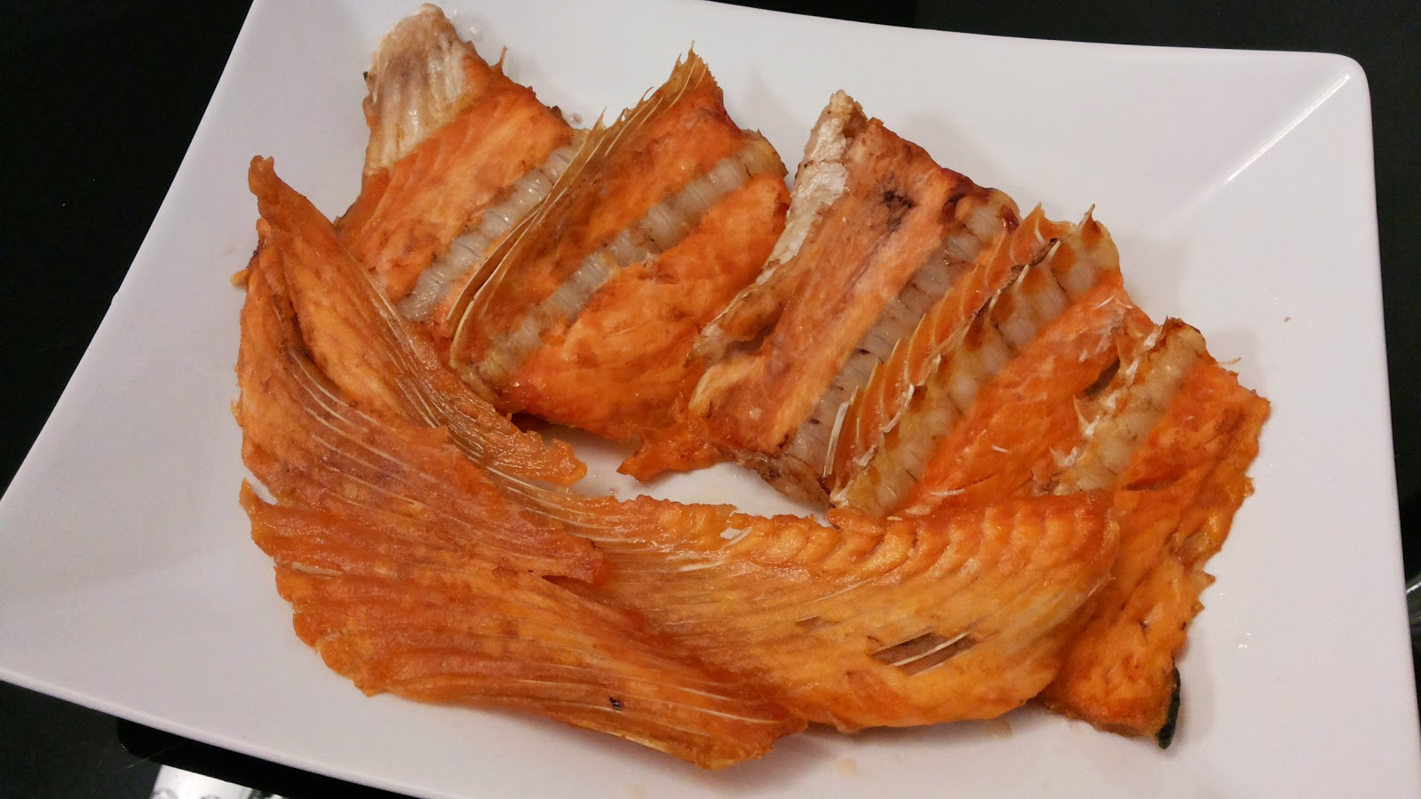 Krystal wee recipes salmon fish bones recipe for How to cook buffalo fish